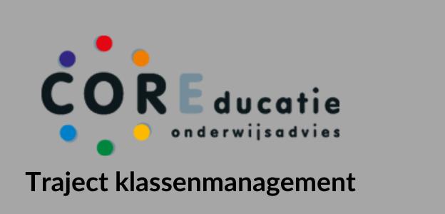 Terugblik traject klassenmanagement course image